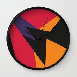 VII Raptors Wall Clock