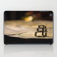 drum iPad Cases featuring DRUM by Sébastien BOUVIER