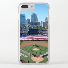 Petco Park Clear iPhone Case
