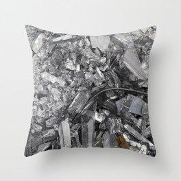 Mike Teevee Throw Pillow