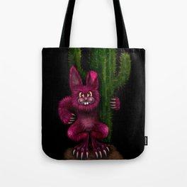 Desert Bunny Tote Bag