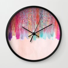 Chaos Over Simplicity Wall Clock