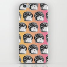 Minifigure Pattern - Hot iPhone & iPod Skin