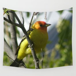 Taninger, male Wall Tapestry
