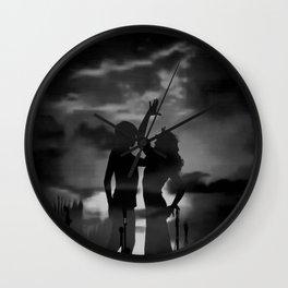 Luna Llena B&N Wall Clock