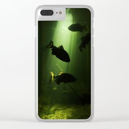 Deep Clear iPhone Case