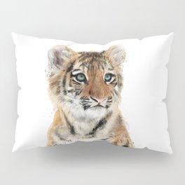 Little Tiger Pillow Sham
