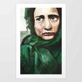 Deprivation Art Print