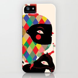 Arlecco iPhone Case