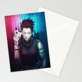 Hisoka Hunter X Hunter Stationery Cards