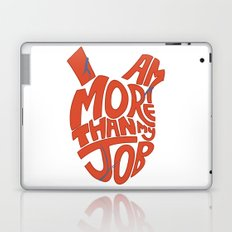 Job =/= Self Laptop & iPad Skin
