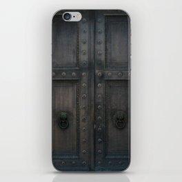 Sanctuary of Secrets iPhone Skin