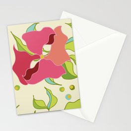 Power Flowers – Spring Stationery Cards