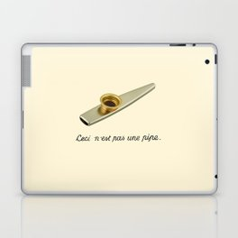 This is not a pipe Laptop & iPad Skin