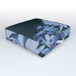 Flower Photography by Echo Grid Outdoor Floor Cushion