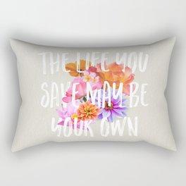 TLYS Rectangular Pillow