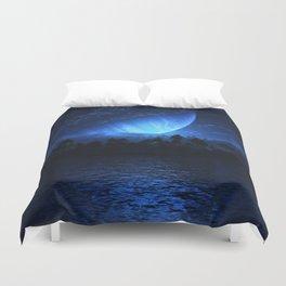 Atoll (Nightfall) Duvet Cover