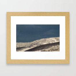 Winter No.2 Framed Art Print