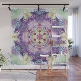 Mandalas from the Heart of Freedom 18 Wall Mural