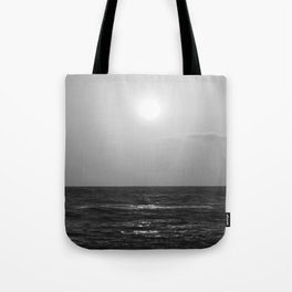 Slow Glow Tote Bag