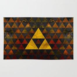 Ganondorf Geometry Rug