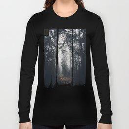 Dark paths Long Sleeve T-shirt