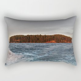 Isle of Sun Rectangular Pillow