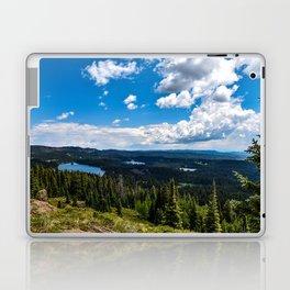 Lake View - Grand Mesa Laptop & iPad Skin