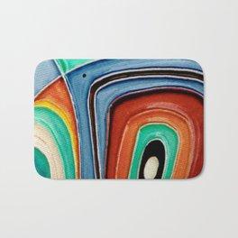 The Kandinsky's Chubby Bird 1 Bath Mat