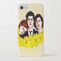 the perks of being a wallflower iPhone & iPod Cases featuring Perks of being a Wallflower by Lydia Dick
