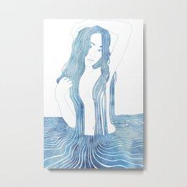Ianeira Metal Print