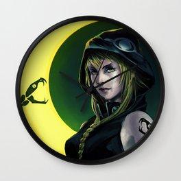 Medusa Gorgon - Soul Eater Wall Clock