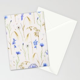 Wild Grain Meadow - Neutral Stationery Cards