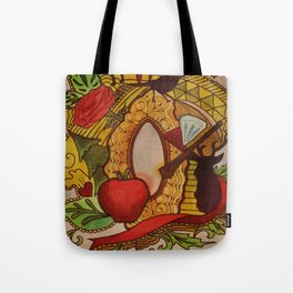 Mirror, Mirror on the wall... Tote Bag