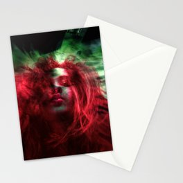 Nuclear Fairy Stationery Cards