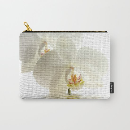 Orchid in a bath Carry-All Pouch