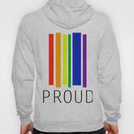 Gay flag Hoody
