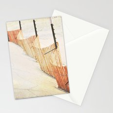 Snowfence Stationery Cards