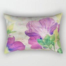 Witness Rectangular Pillow