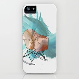 Chair Icon iPhone Case