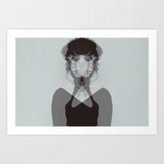Solemn Art Print