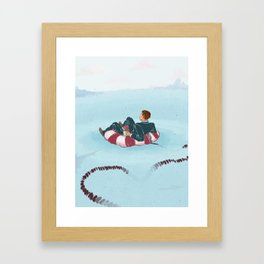 Patience-1 Framed Art Print