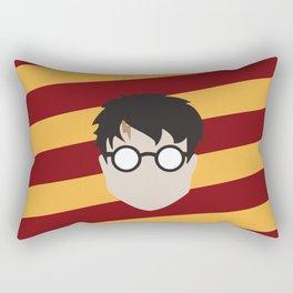 Gryffindor Seeker Rectangular Pillow