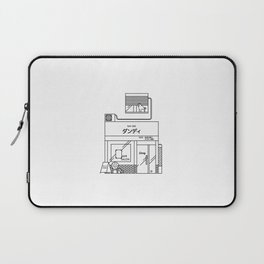 A barber shop in Tokyo Laptop Sleeve