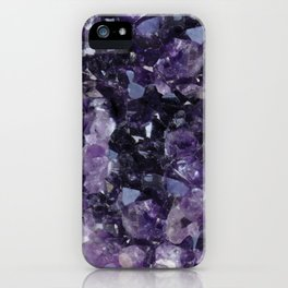 Amethyst Delight iPhone Case