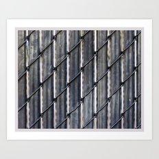 Color Theory, Gray Art Print