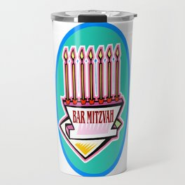 Mitzvah in style Travel Mug