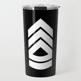 Sergeant first class Travel Mug