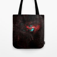 trip Tote Bags featuring Trip by Fine2art