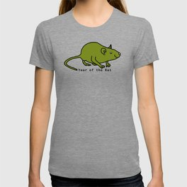 Green Year of the Rat T-shirt